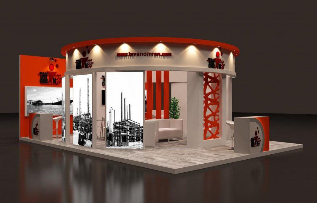 غرفه سازی و نکاتی درباره آن و اجاره تجهیزات نمایشگاهی