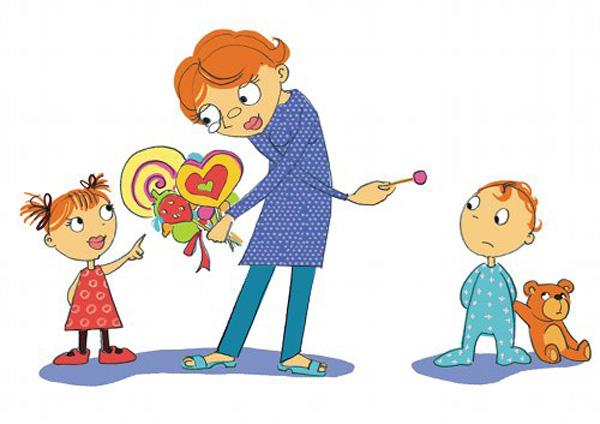 تبعیض بین فرزندان + تمام آثار و پیامدهای منفی تبعیض قائل شدن بین فرزندان