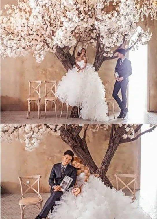 دکور آتلیه عروس