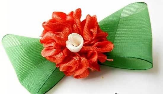 Photo of آموزش گلسازی با روبان + روش ساخت 3 نوع گل زیبا با روبان