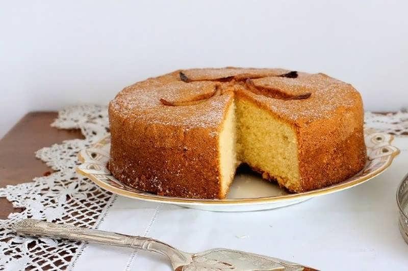 طرز تهیه کیک بدون شکر