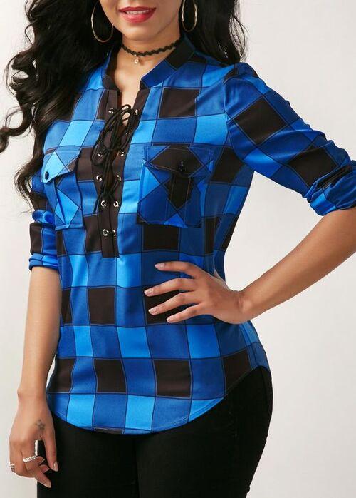 Photo of مدل پیراهن چهارخانه زنانه و دخترانه + 25 مدل شیک و زیبا