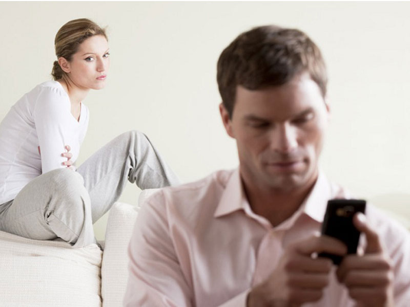 تشخیص همسر خیانتکار