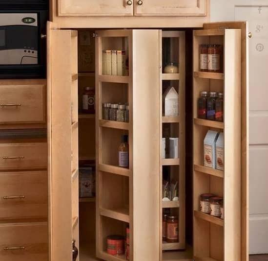 مدل سوپرمارکت کابینت برای منزل