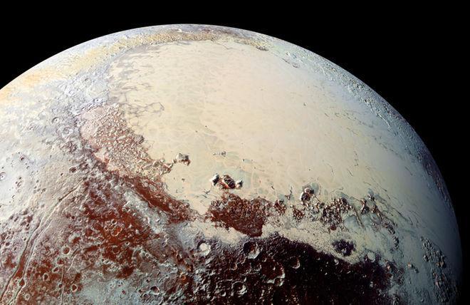 آشنایی با سیاره پلوتون + تمام ویژگی های این سیاره و اطلاعات علمی در مورد آن