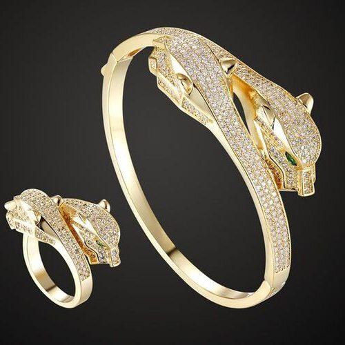 Photo of ست انگشتر و دستبند طلا زنانه + 25 مدل ست زیبا و شیک برای خانم ها