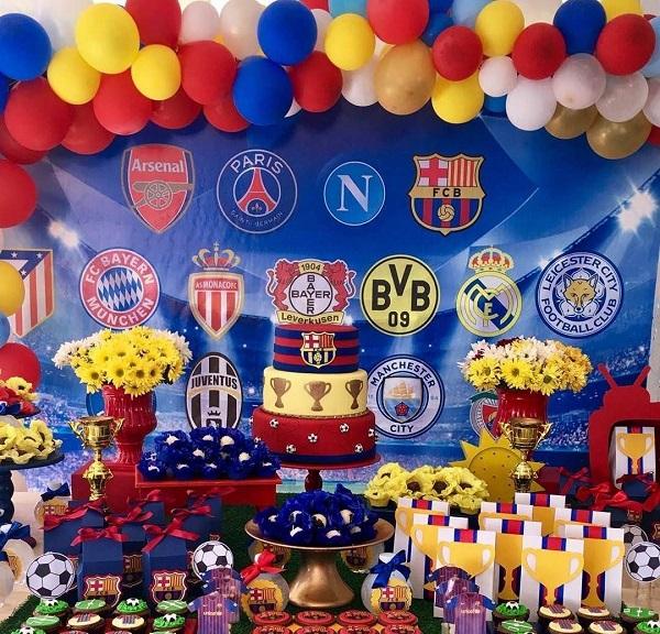 Photo of تم تولد پسرانه فوتبالی + ایده های خلاقانه برای تزیینات تم تولد پسران