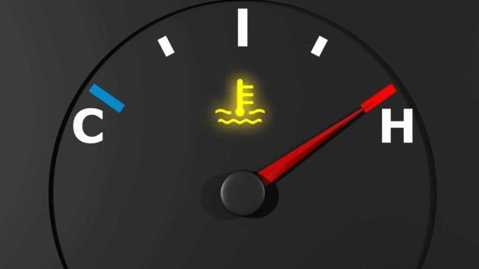 دلیل بالا رفتن آمپر آب خودرو