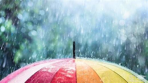 انشا با موضوع باران