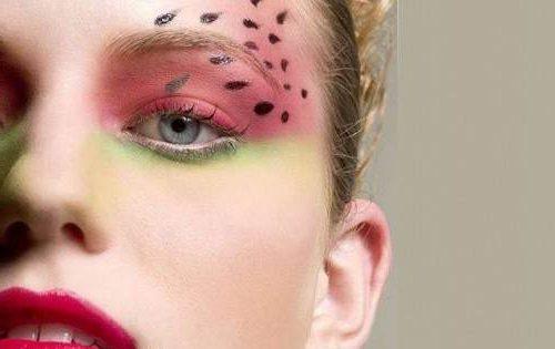 مدل آرایش شب یلدا + مدل های مختلف و متدهای جدید آرایش زنانه و دخترانه