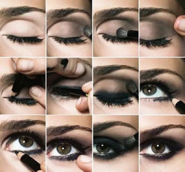 Photo of آرایش چشم اسموکی جذاب + 11 مدل آرایش جذاب و زیبا