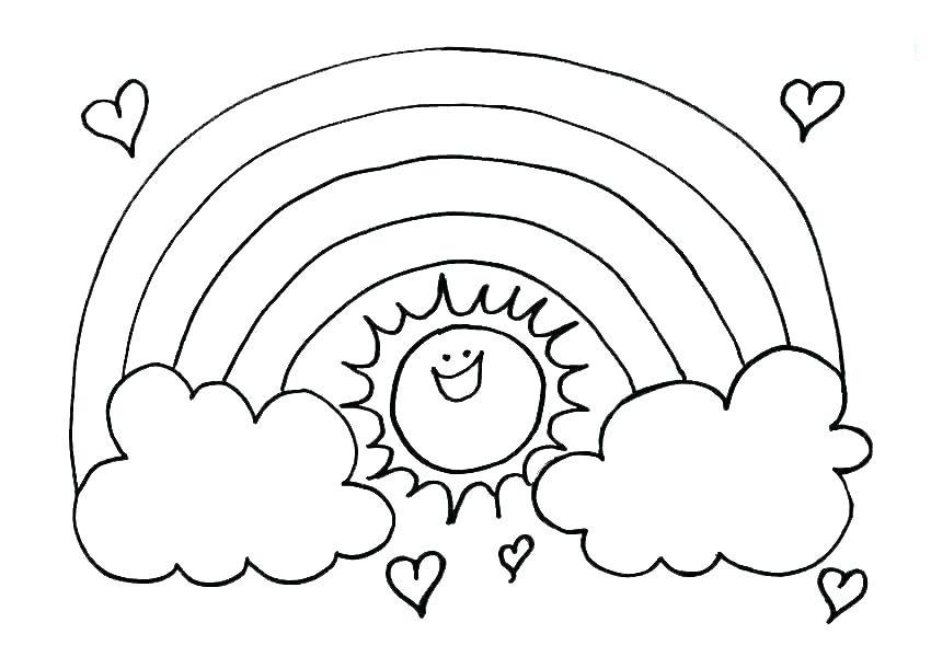نقاشی خورشید برای کودکان