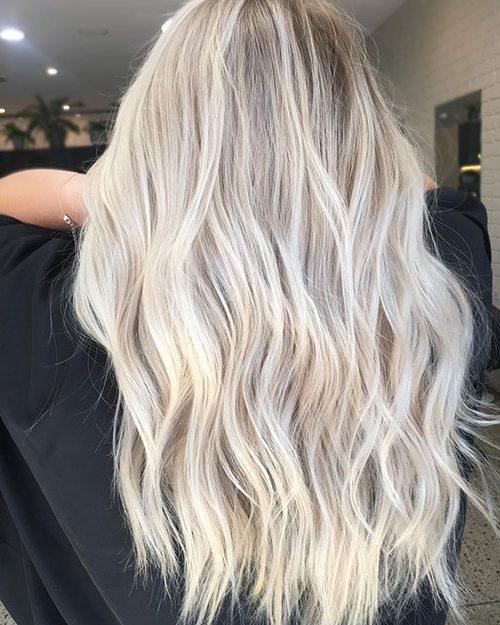 مدل های رنگ موی کنفی
