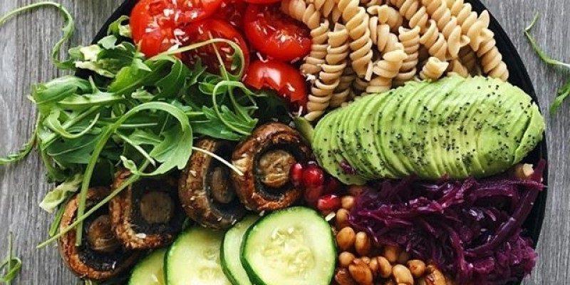 رژیم سبزیجات برای کاهش وزن