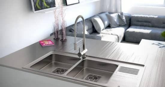 مدل شیر ظرفشویی آشپزخانه