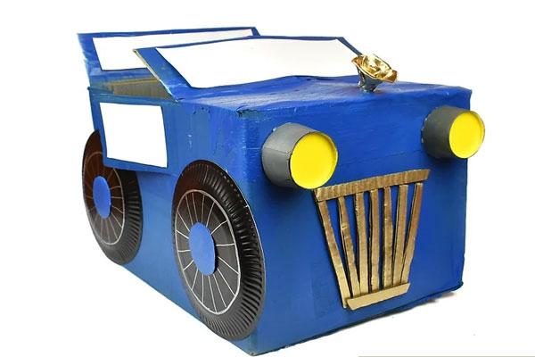 کاردستی ماشین