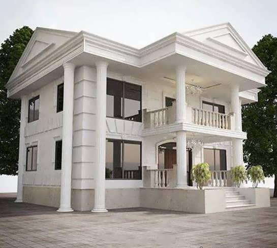Photo of مدل های طراحی خانه دوبلکس برای واحد بزرگ و کوچک + 40 عکس