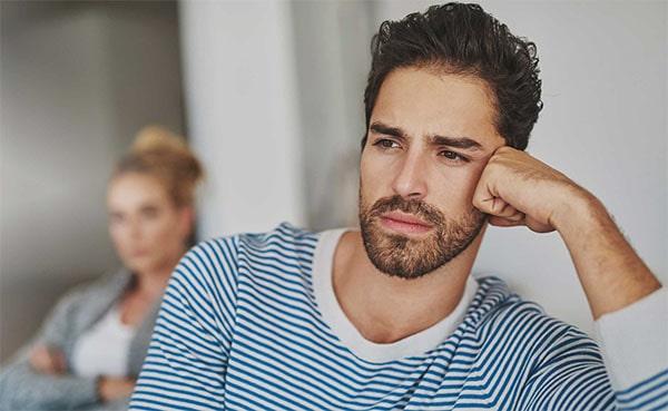 سردی رابطه پس از ازدواج