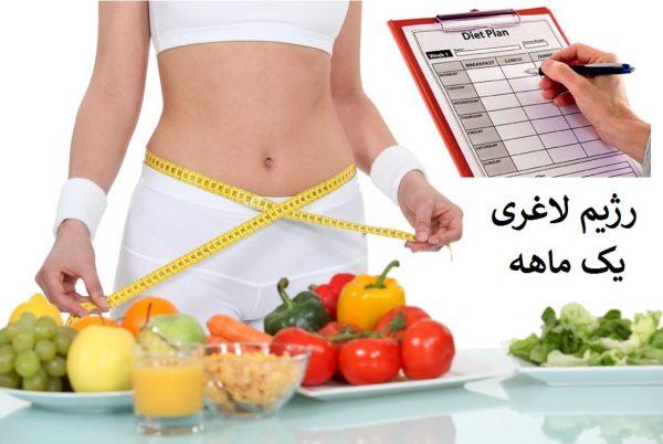 Photo of رژیم غذایی چاقی یک ماهه + برنامه غذایی برای افزایش وزن در 30 روز