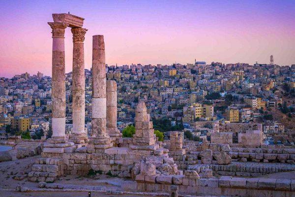 مکان های دیدنی توریستی اردن
