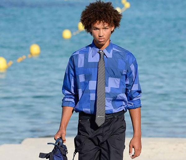 مدل پیراهن مردانه زیبا
