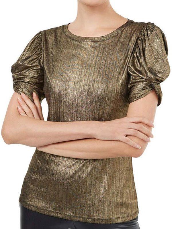 339716 462 e1580796858107 مدل بلوز لمه درخشان یا شاینی + 30 مدل شیک و جذاب لباس مجلسی لمه و بلوز زنانه مدل لباس