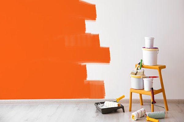 نحوه رنگ کردن دیوار گچی + نکاتی که برای رنگ کردن باید بدانید