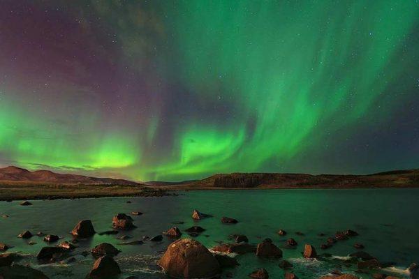 مکان های دیدنی گرینلند