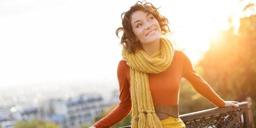 خصوصیات زنان شاد