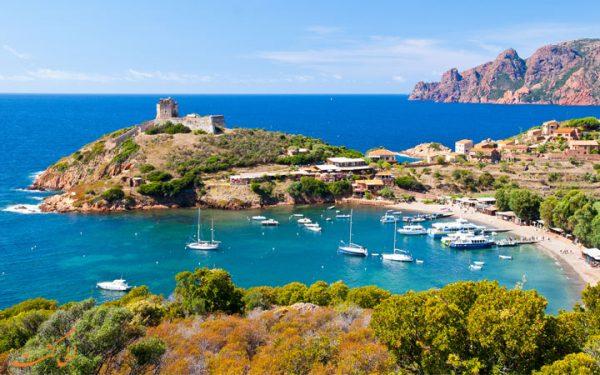 Photo of جزیره کرس فرانسه + نگاهی به مکان های دیدنی و گردشگری جزیره زیبای کرس