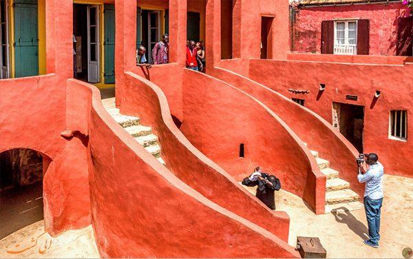 مکان های گردشگری سنگال
