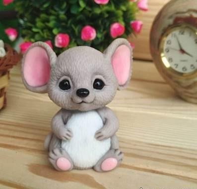 آموزش ساخت عروسک موش