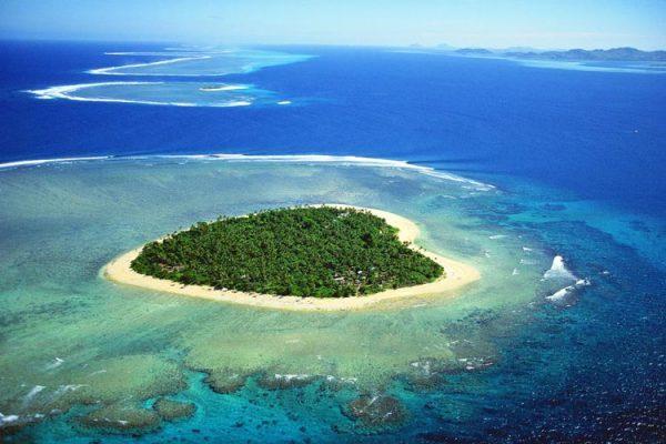 دیدنی های جزایر فیجی