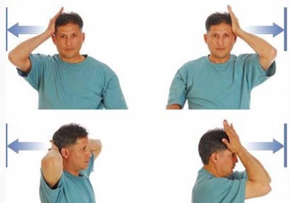 Photo of نرمش برای گردن + آموزش چند ورزش مفید برای رفع گردن درد و شانه و گرفتگی عضلات