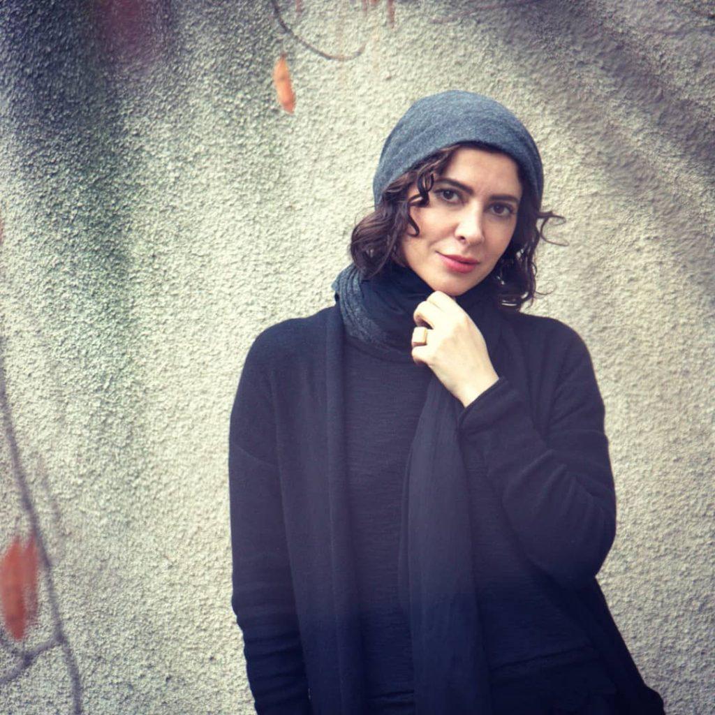 نازنین احمدی