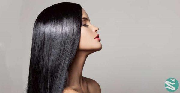 ماسک ژلاتین برای مو