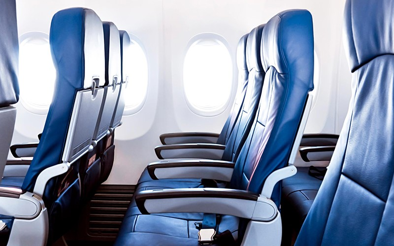 در سفرهای هوایی از نشستن بر روی راحت ترین صندلی های هواپیما دریغ نکنید!