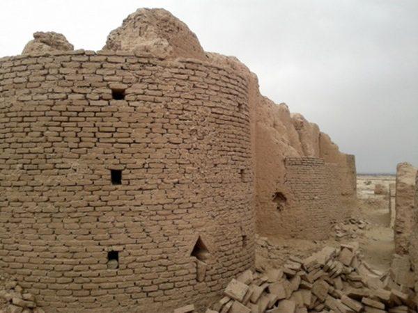 قلعه رموک شهداد