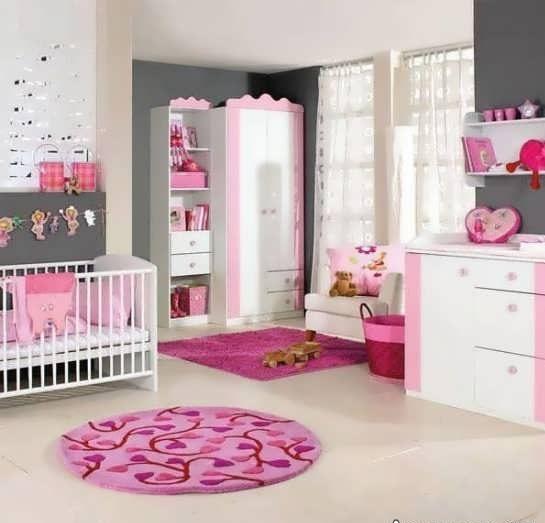 Photo of سرویس خواب نوزاد دختر با طرح های متنوع و فانتزی بسیار زیبا