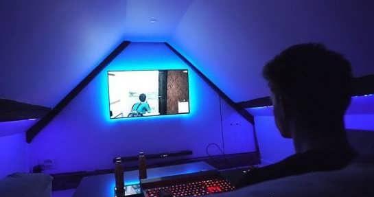 Photo of مدل اتاق گیمینگ + اصول طراحی اتاق گیمینگ (بازی) شیک و زیبا