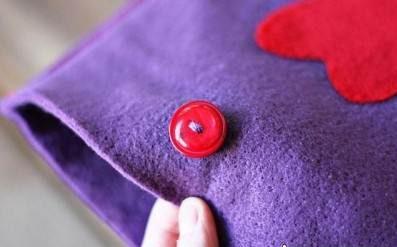 Photo of ساخت کیف تبلت در منزل + آموزش مرحله به مرحله همراه با عکس ساخت کیف تبلت زیبا