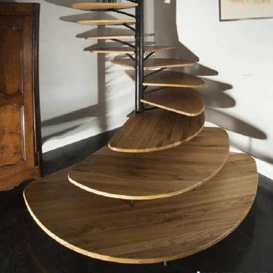 Photo of مدل پله گرد و مارپیچ + 30 مدل از پله های گرد برای خانه های دوبلکس و ویلایی شیک