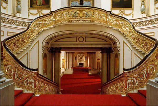 کاخ سلطنتی باکینگهام