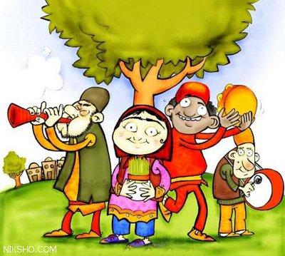 تبریک طنز پیشاپیش عید نوروز