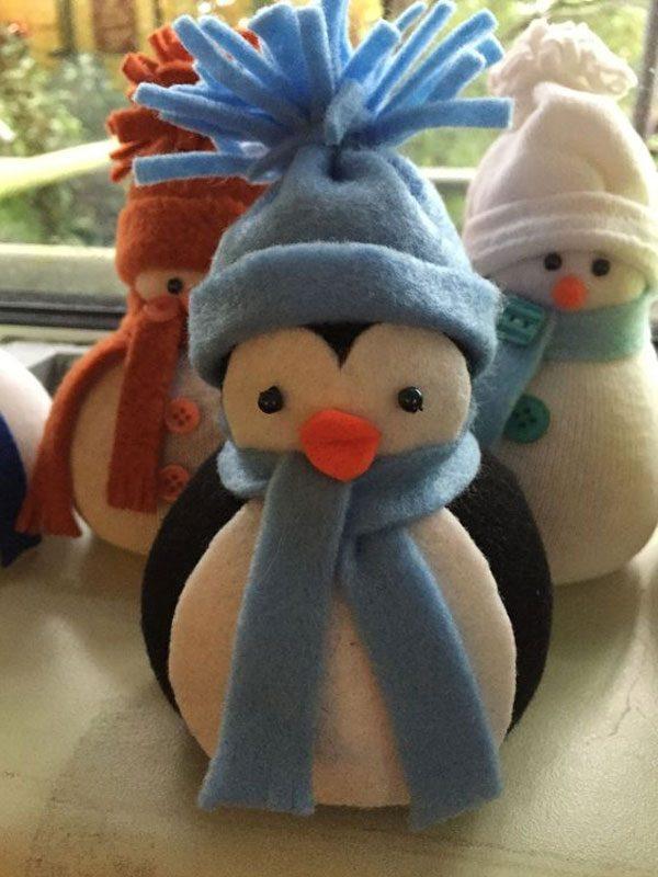 Photo of کاردستی پنگوئن با نمد + 10 آموزش مرحله به مرحله ساخت کاردستی با ایده های جالب