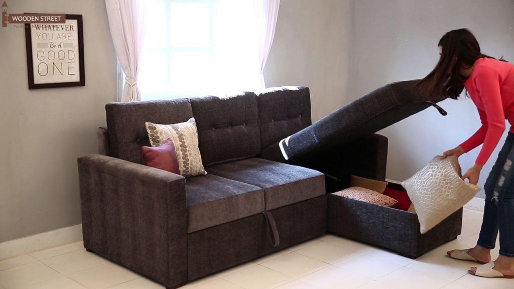 مبل تختخوابشو مناسب خانههای کوچک