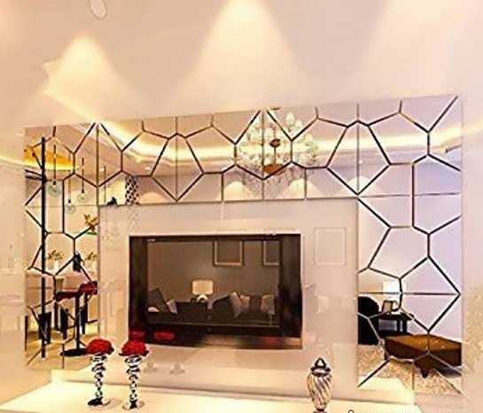 تزیین خانه با آینه