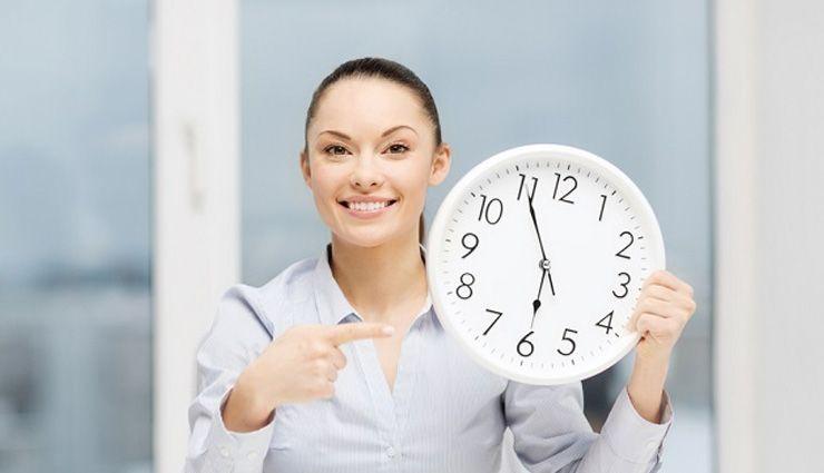 تنظیم ساعت بیولوژیک بدن + روش هماهنگ شدن با ساعت بدن