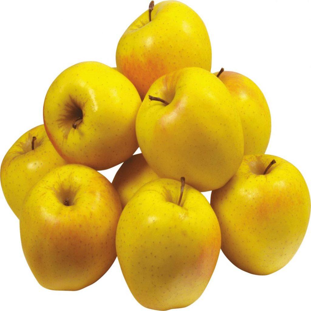 خواص سیب زرد