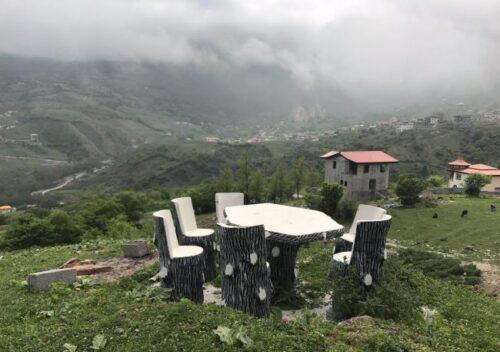 دیدنی های چمستان در مازندران